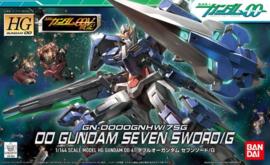 GN-0000GNHW/7SG 00 Gundam Seven Sword/G HG00 1/144