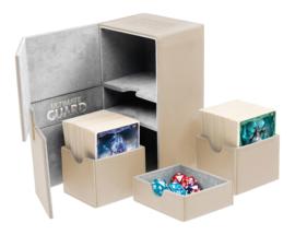 Twin Flip´n´Tray Deck Case 160+ Standard Size XenoSkin Sand