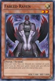 Fabled Raven - 1st Edition - SDLI-EN020