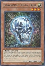Chronomaly Crystal Skull - Unlimited - REDU-EN013