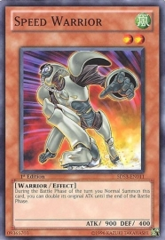 Speed Warrior - 1st Edition - 5DS3-EN011