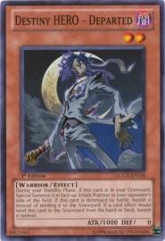Destiny HERO - Departed - Unlimited - LCGX-EN136
