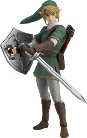 The Legend of Zelda  - Twilight Princess - Action Figure - Link - 14 cm