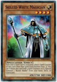 Skilled White Magician - 1st Edition - YSYR-EN012