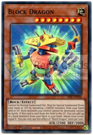 Block Dragon - 1st. Edition - SESL-EN038