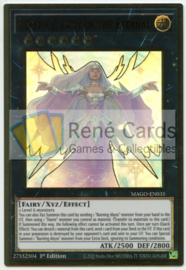 Beatrice, Lady of the Eternal - MAGO-EN035 - 1st. Edition
