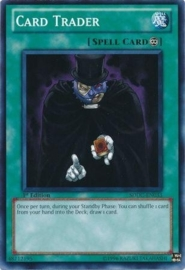 Card Trader - 1st Edition - SDDC-EN033