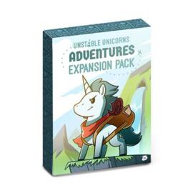 Unstable Unicorns - Adventures - Expansion Pack