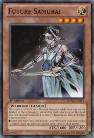 Future Samurai - 1st Edition - SDWA-EN013