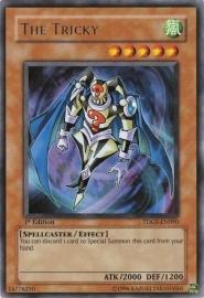 The Tricky - Unlimited - TDGS-EN090