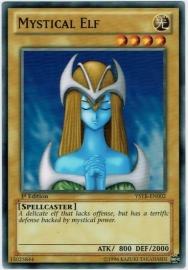 Mystical Elf - 1st Edition - YSYR-EN002