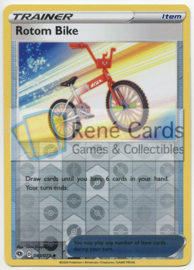 Rotom Bike - Champion's Path - 063/073 - Reverse