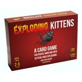 Exploding Kittens - Standard Edition