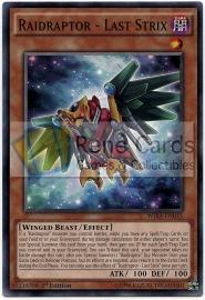 Raidraptor - Last Strix - 1st. Edition - WIRA-EN015