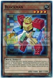 Blockman - 1st Edition - YGLD-ENC21