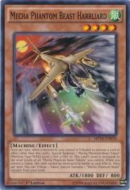 Mecha Phantom Beast Harrliard - 1st Edition - MP14-EN078