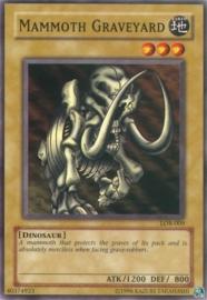 Mammoth Graveyard - Unlimited - LOB-009