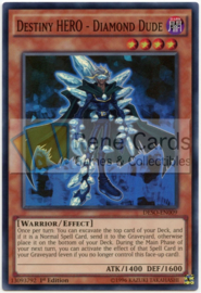 Destiny HERO - Diamond Dude - 1st. Edition - DESO-EN009