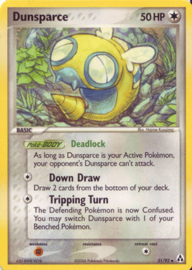 Dunsparce - LegMa - 31/92