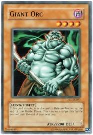 Giant Orc - DR1-EN067