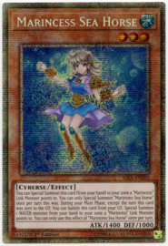 Marincess Sea Horse - 1st. Edition - RIRA-EN003 -Prismatic