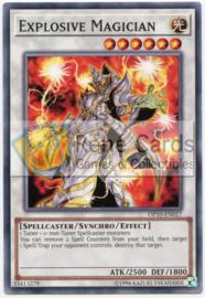 Explosive Magician - OP10-EN017