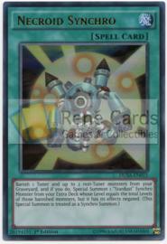 Necroid Synchro - 1st. Edition - DUSA-EN015