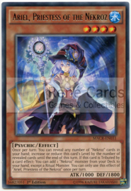 Ariel, priestess of the Nekroz - 1st. Edition - MACR-EN031