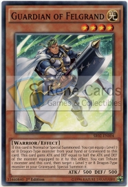 Guardian of Felgrand - 1st Edition - SR02-EN004