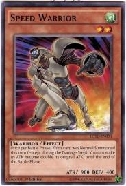 Speed Warrior - 1st Edition - LC5D-EN003