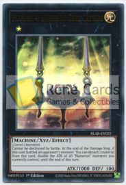 Number 4: Numeron Gate Catvari - 1st. Edition - BLAR-EN025