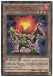 Seed of Flame - 1st Edition - BP03-EN052 - SF