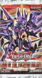 Zexal - Lord of Tachyon Galaxy - 1st. Edition