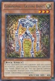 Chronomaly Crystal Bones - Unlimited - REDU-EN012