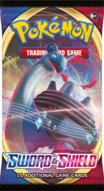 Pokemon - Sword & Shield - Booster Pack - Lapras