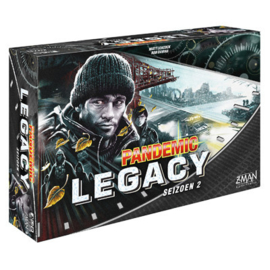 Pandemic - Legacy - Black Edition (NL) Seizoen 2