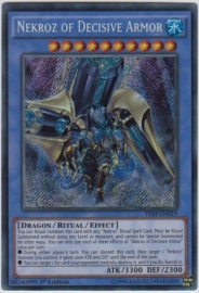 Nekroz of Decisive Armor - 1st Edition - THSF-EN019