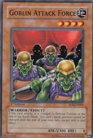 Goblin Attack Force - 1st Edition - SD5-EN004