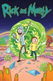 Rick and Morty - Portal (038)