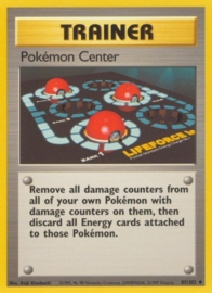 Pokemon Center - BaSet 85/102 - Unlimited