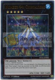 Number 94: Crystalzero - 1st. Edition - DUSA-EN006