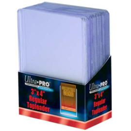 Ultra-Pro - Toploader Series - Toploaders Clear Regular
