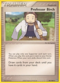 Professor Birch - PowKee - 80/108