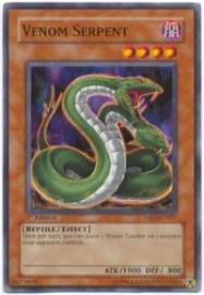 Venom Serpent - 1st. Edition - TAEV-EN017