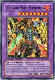 Gladiator Beast Heraklinos - Limited Edition - TDGS-ENSE2