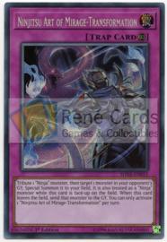 Ninjitsu Art of Mirage-Transformation - 1st. Edition - SHVA-EN015