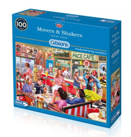 Movers & Shakers (500)