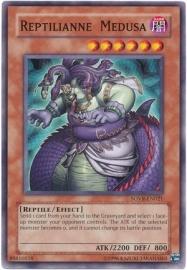 Reptilianne Medusa - Unlimited