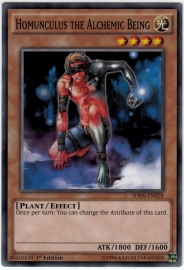 Homunculus the Alchemic Being - 1st Edition - SDHS-EN018