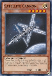 Satellite Cannon - Unlimited - SDCR-EN012